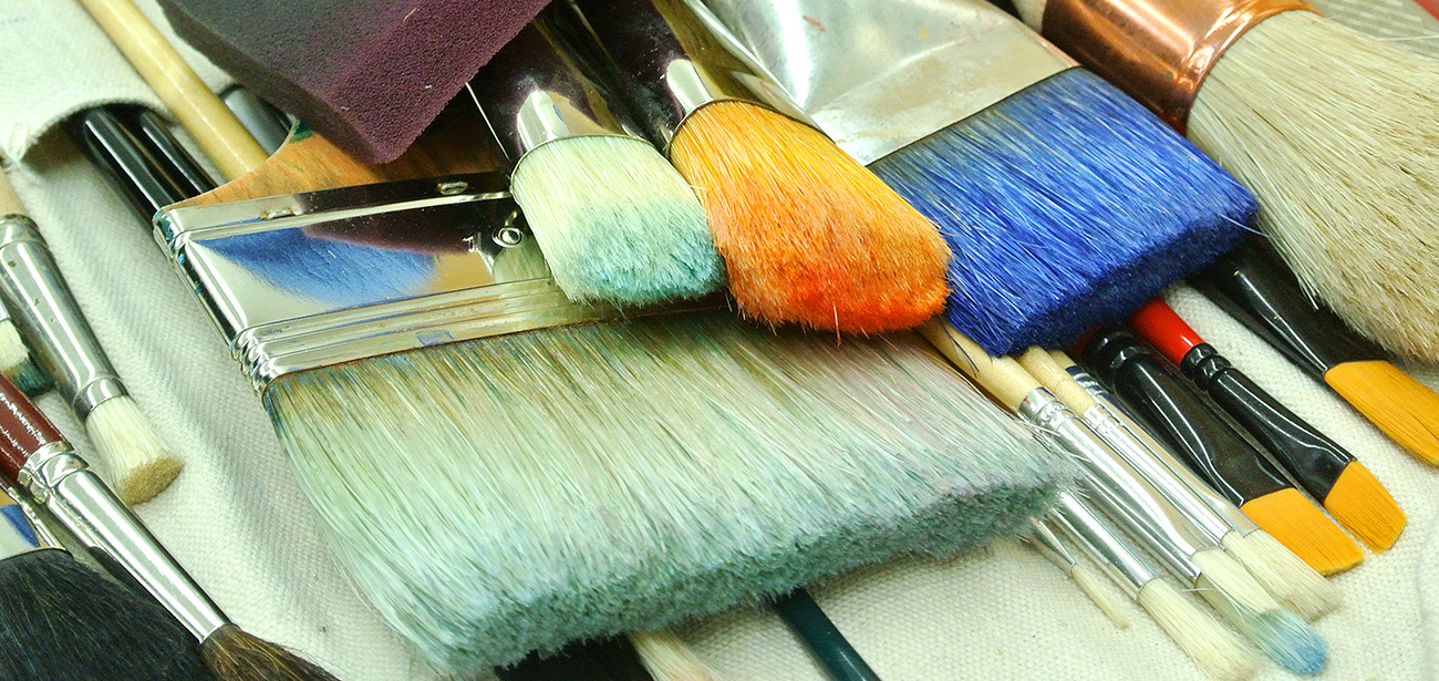 calafant pinsel farben